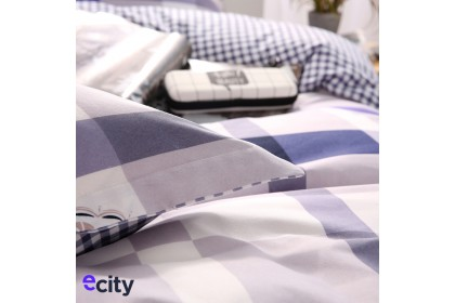 E-city EB007 4 in 1 Bed Sheet
