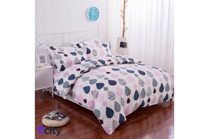 E-city 4 in 1 Bed Sheet